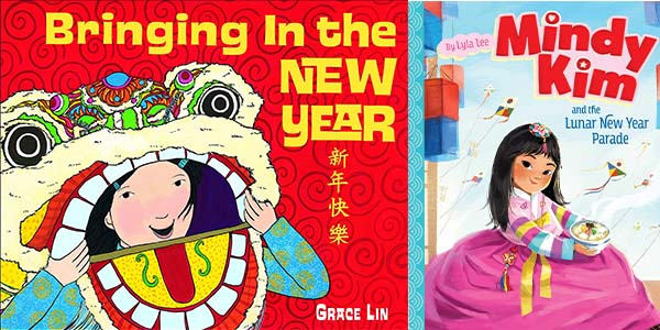 books about the Lunar New Year