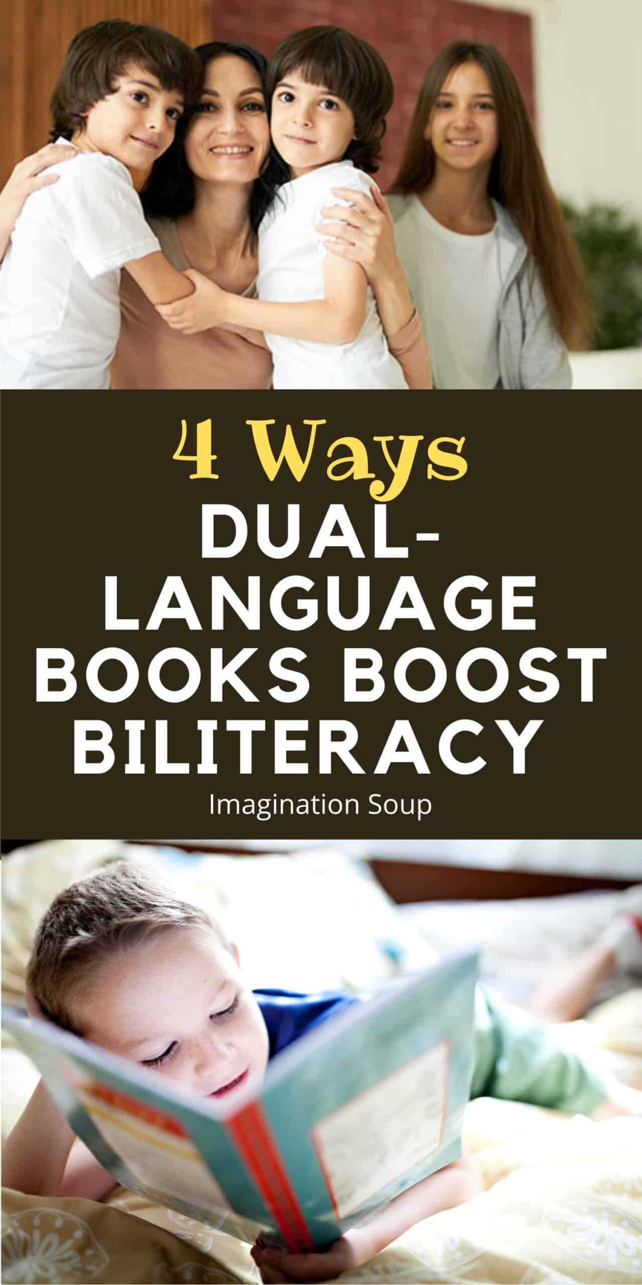 4 Ways Dual-Language Books Can Boost Biliteracy in Young Children