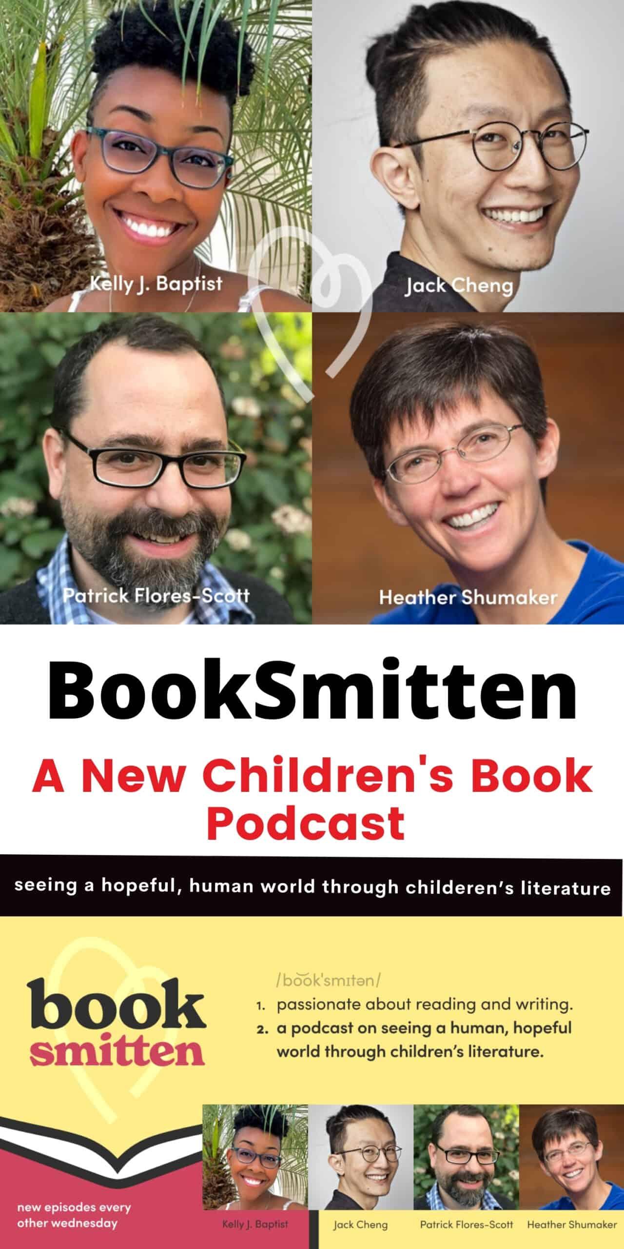 BookSmitten: A New Children's Book Podcast