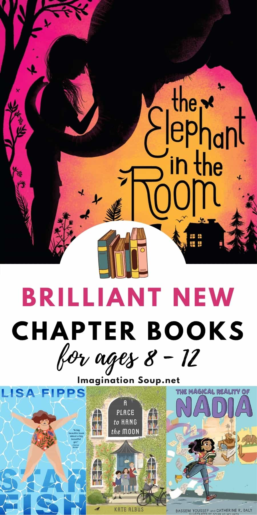 brilliant new chapter books 2021