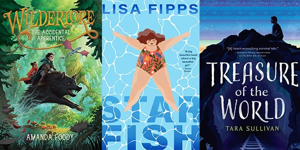 new middle grade books 2021