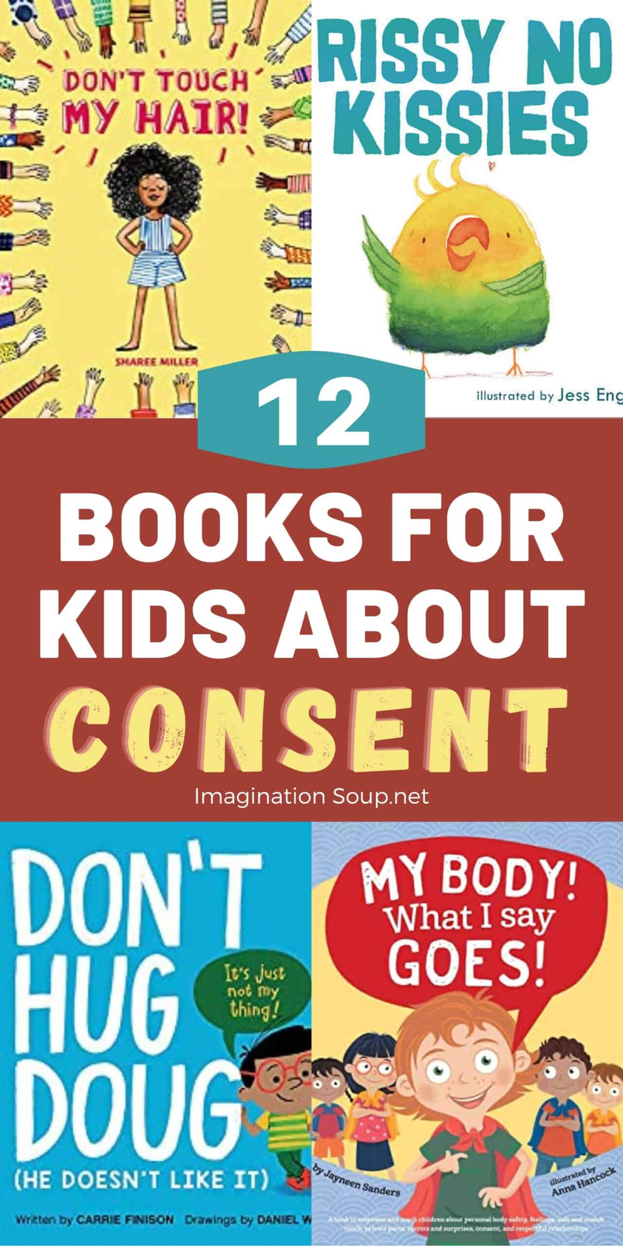 12 picture books for kids about consent
