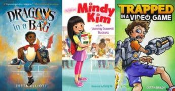 3rd grade book club book ideas