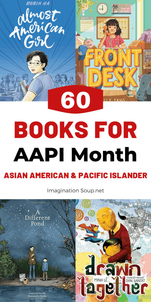 60 Children's Books to Read for AAPI Month (Asian American Pacific Islander)