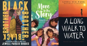 6th grade book club book ideas