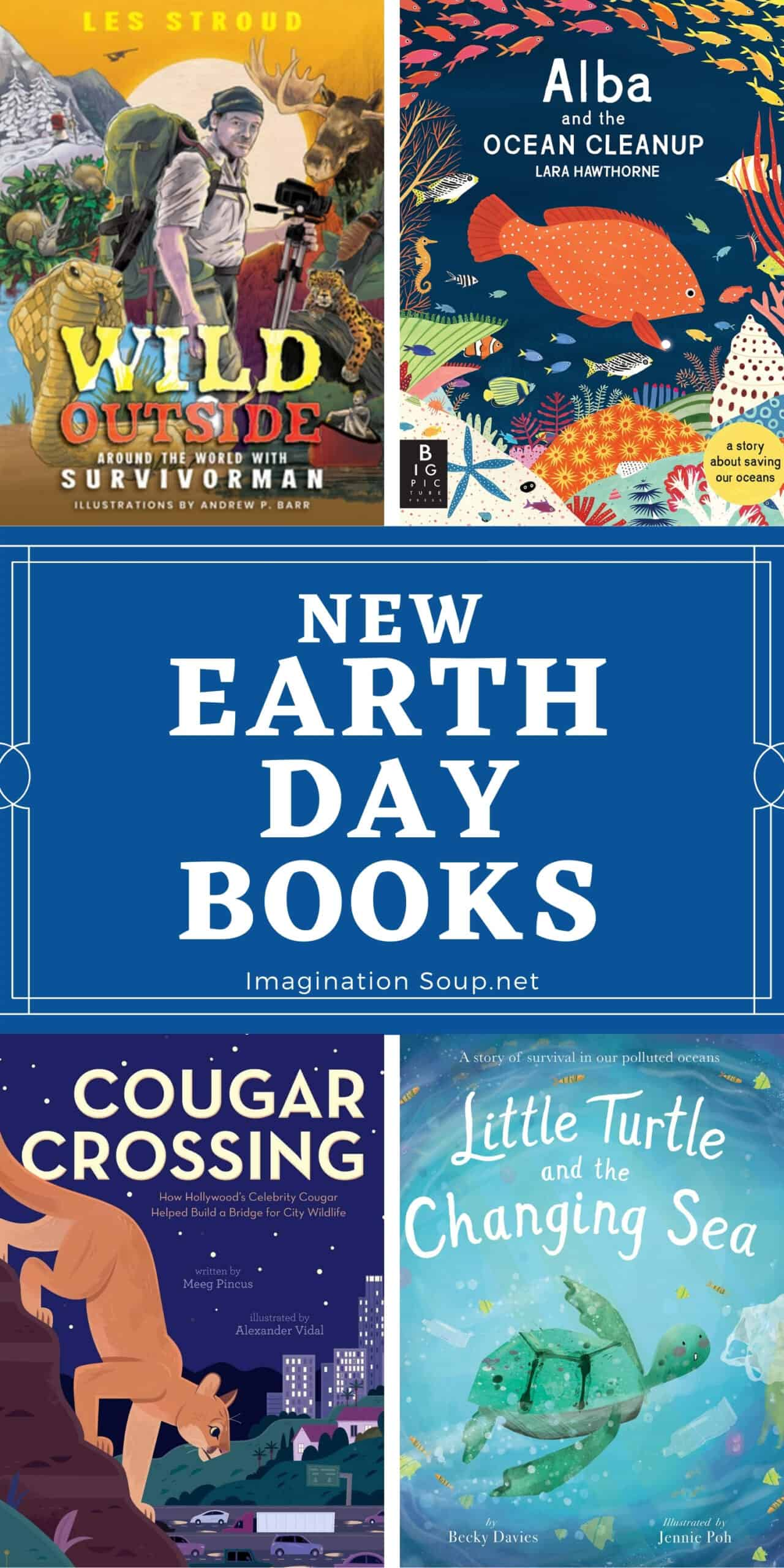 An Earth Day Roundup of New Nonfiction Books, April 2021