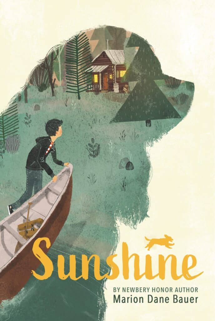 """Sunshine by Marion Dane Bauer (which a reviewer called """"painfully sad"""")"""