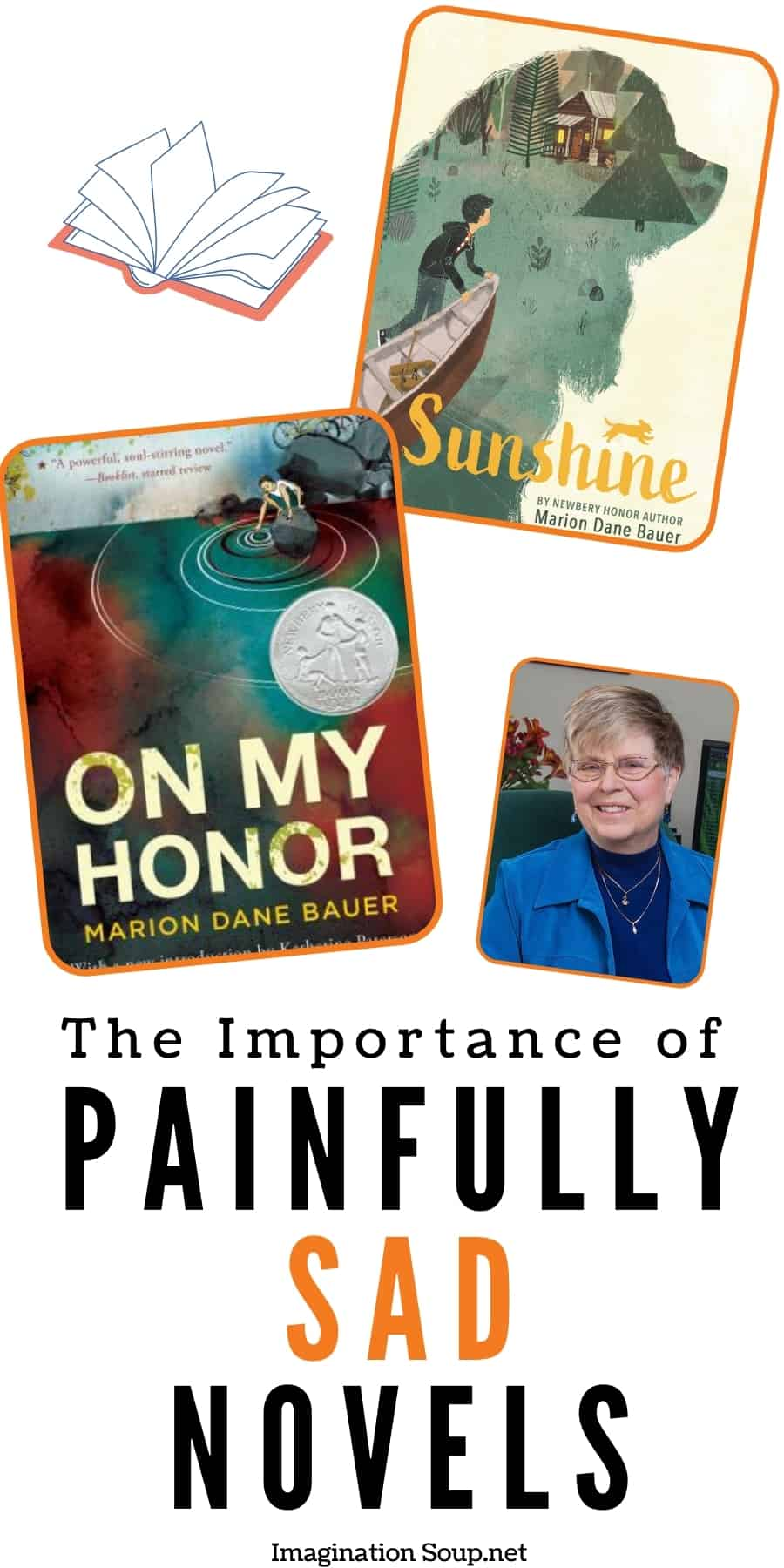 The Importance of Painfully Sad Novels by Marion Dane Bauer