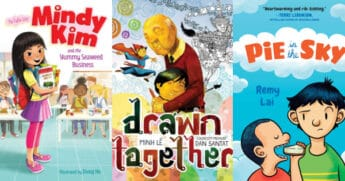 children's books with Asian, Asian American, and Pacific Islander Main Characters