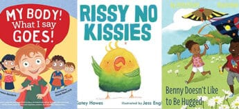 picture books for children about consent
