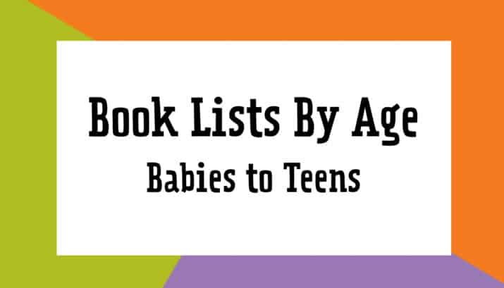 Book list by age