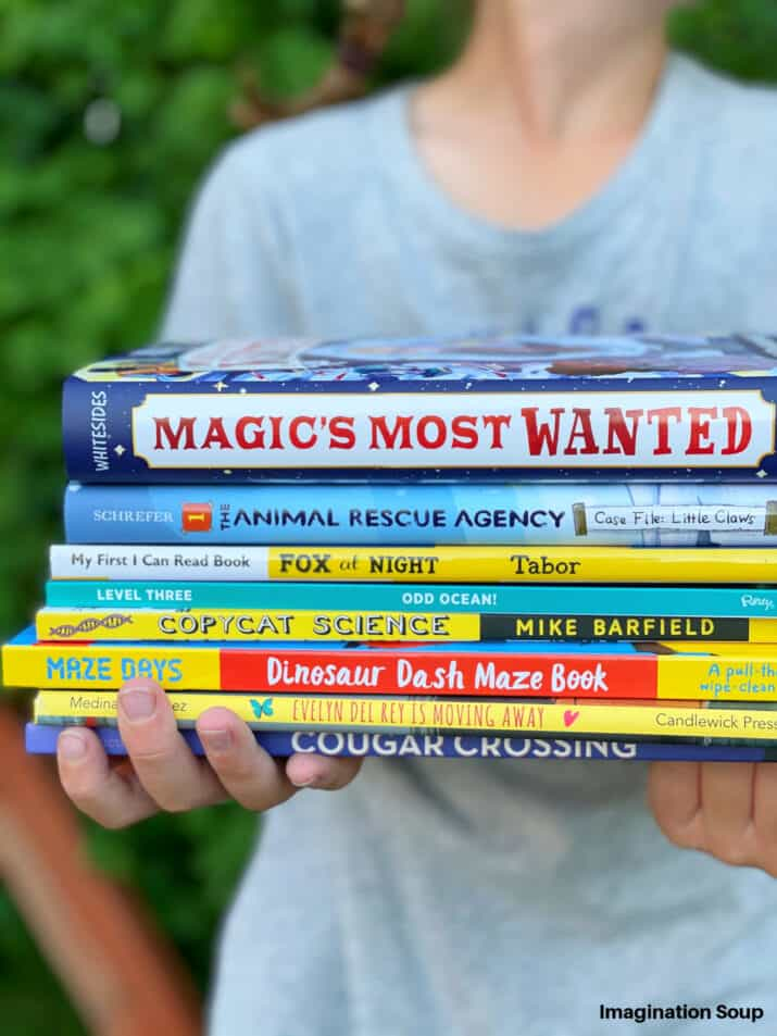 Building a Love of Reading with Literati Book Clubs for Kids