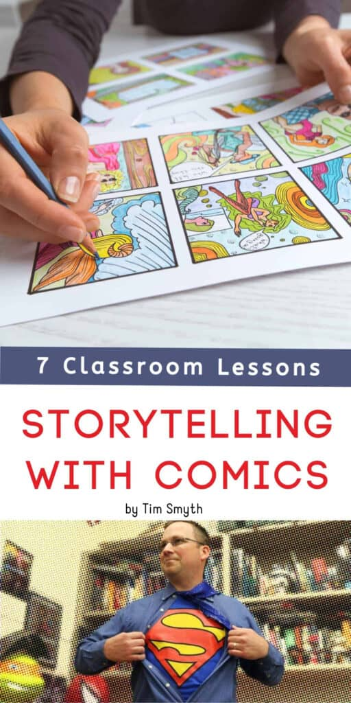 Storytelling with Comics