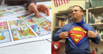 Using Comics to Tell Stories by Tim Smith