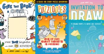 activity books for kids 2021