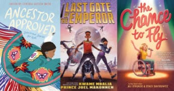 new middle grade books 2021 april may