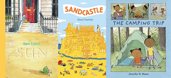 summer themed picture books all about summer fun