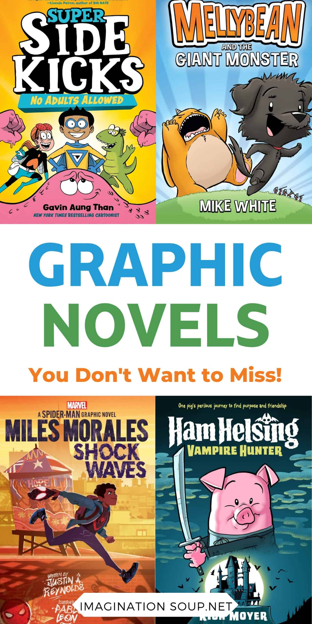 16 new graphic novels you don't want to miss