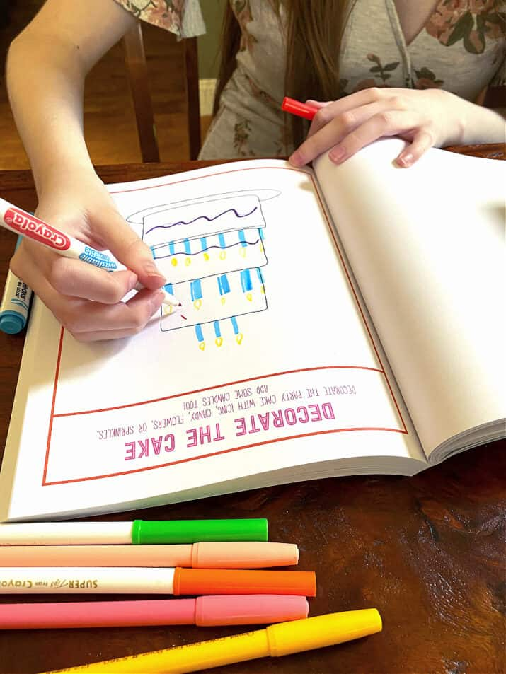 Invite creativity with exquisite picture book invitations