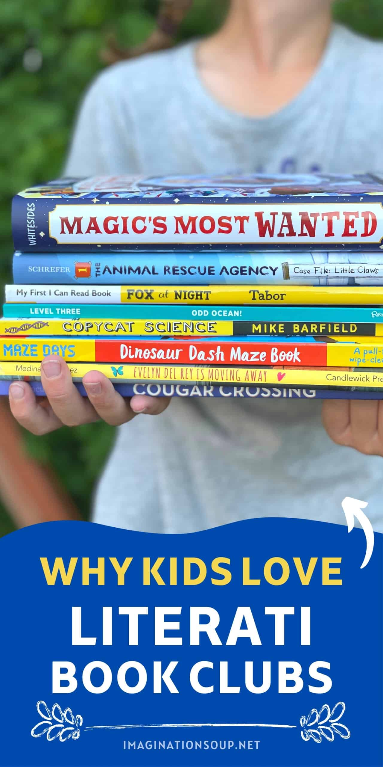 Why Kids and Parents Love Literati Book Clubs