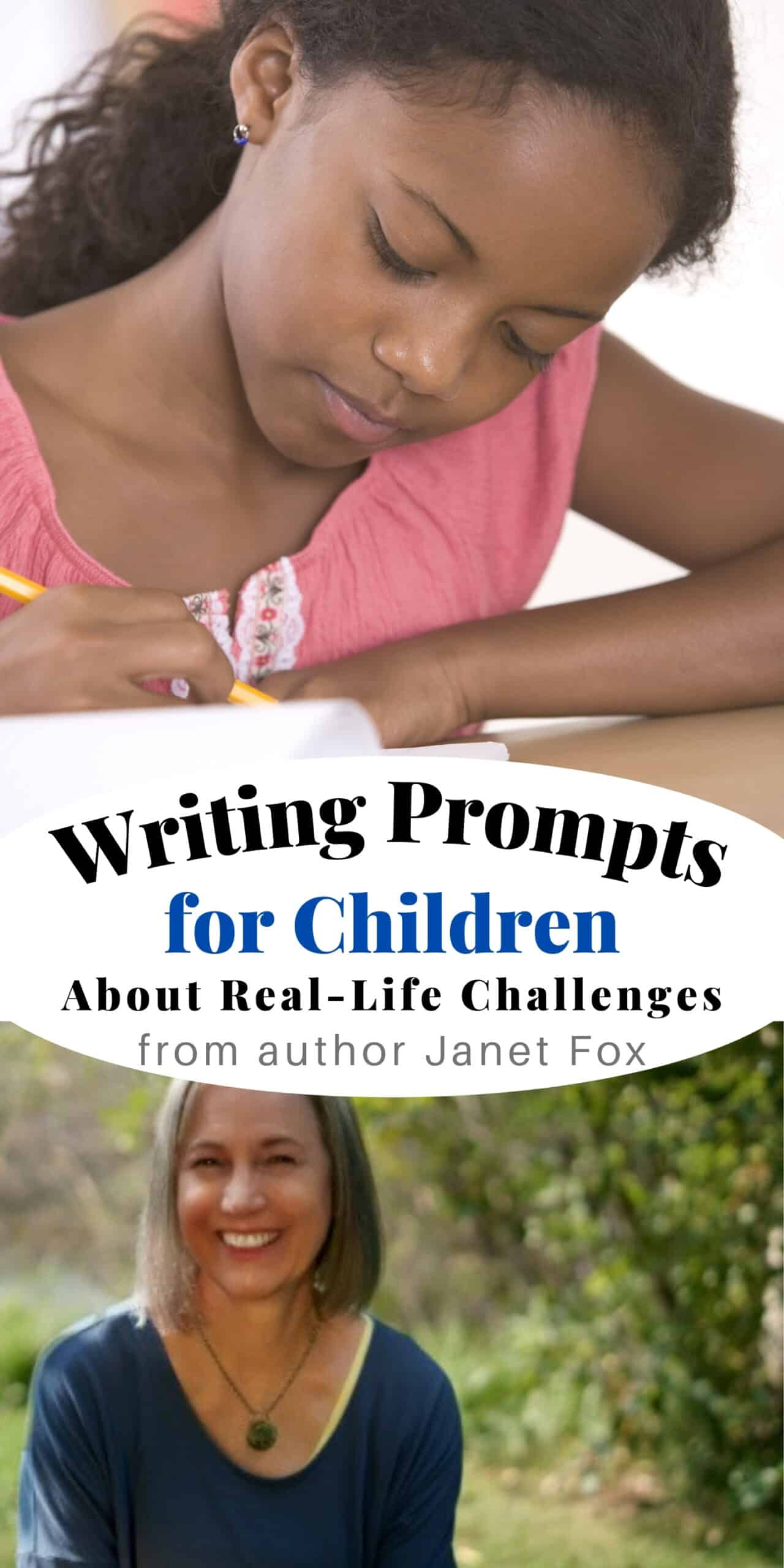 Writing about challenges in real life: Tips for young writers