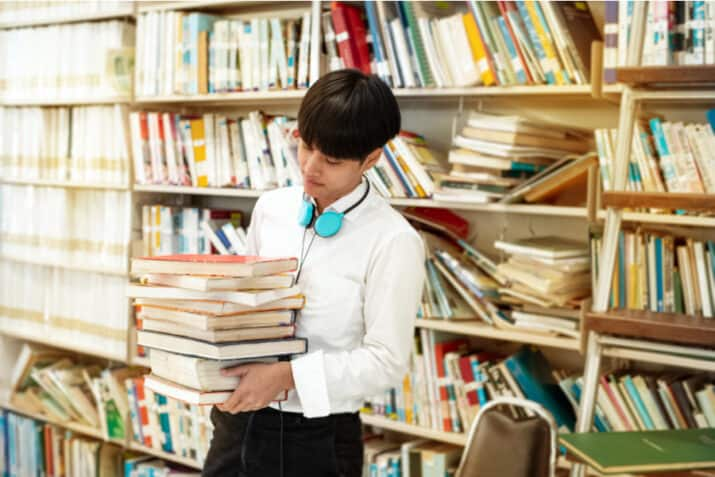 nonfiction books for middle and high school