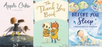 10 Grateful Reads for Children