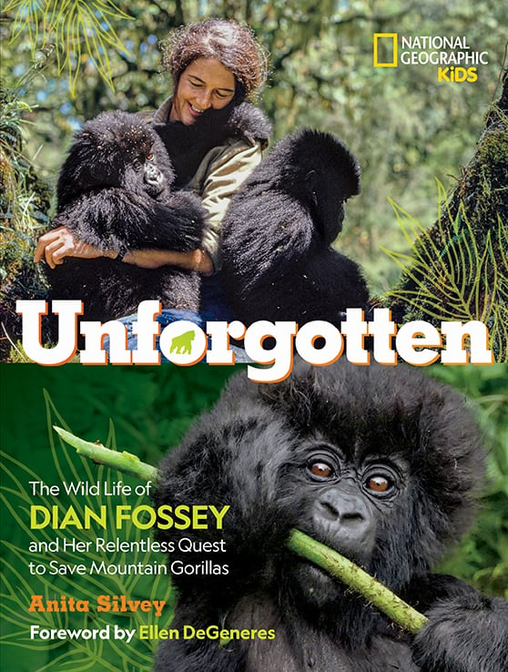 Unforgotten biography of Dian Fossey
