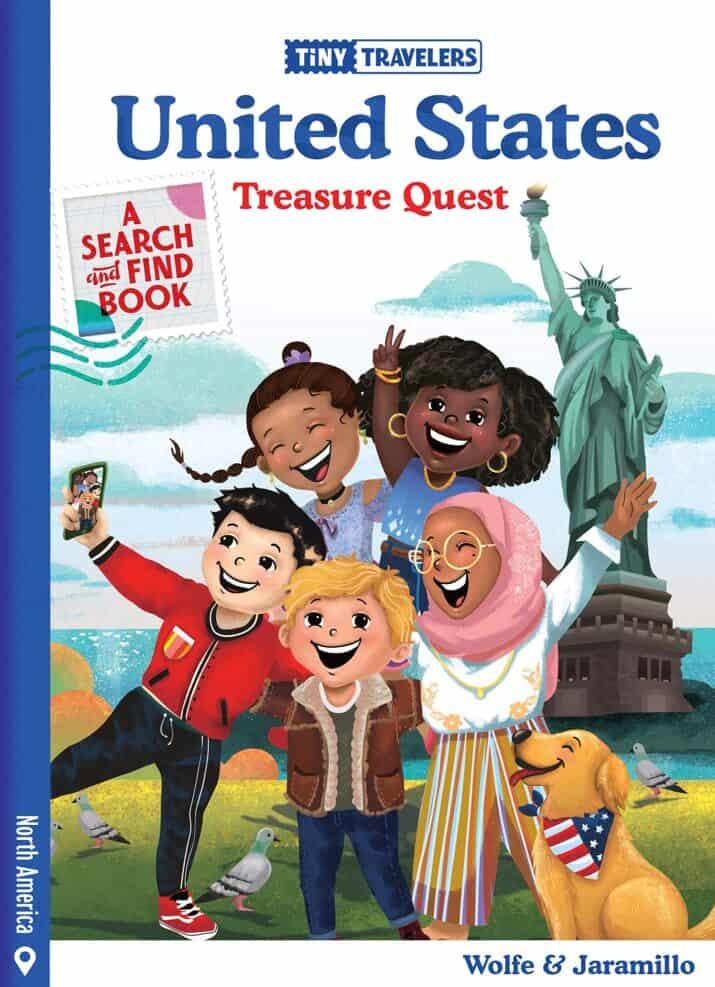 united states treasure quest