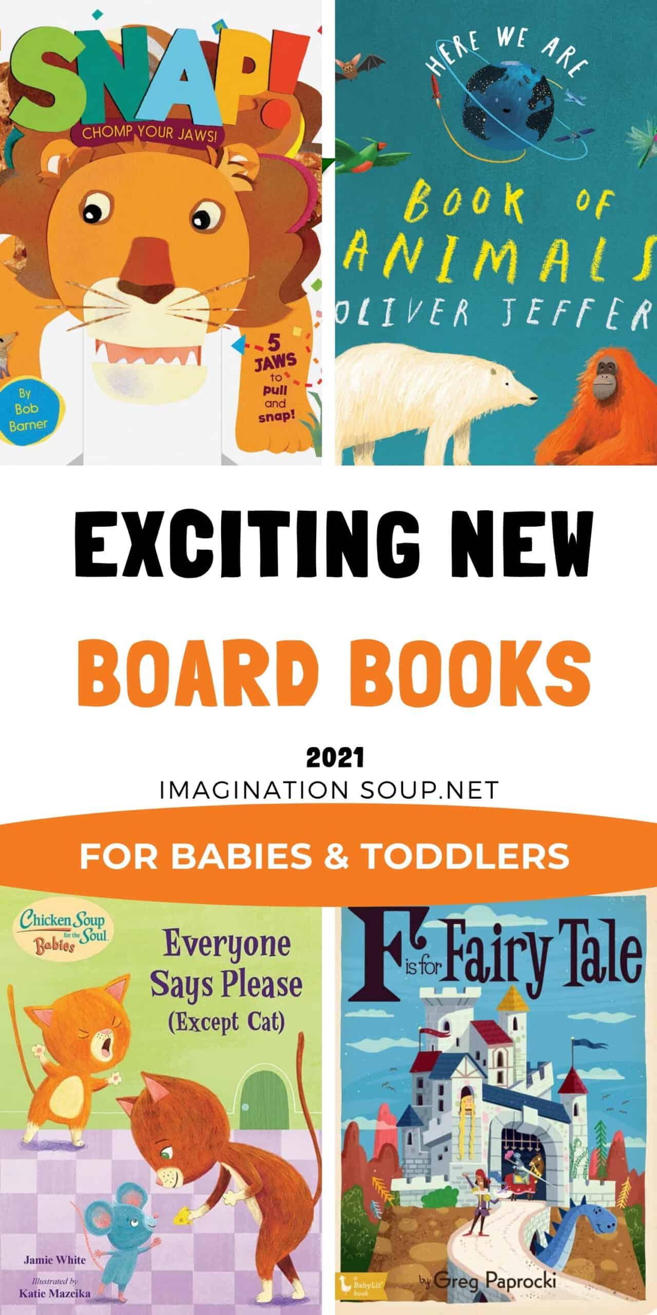 new 2021 board books!