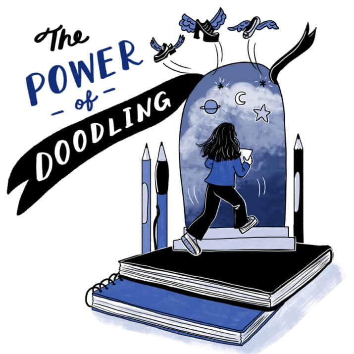 The Power of Doodling