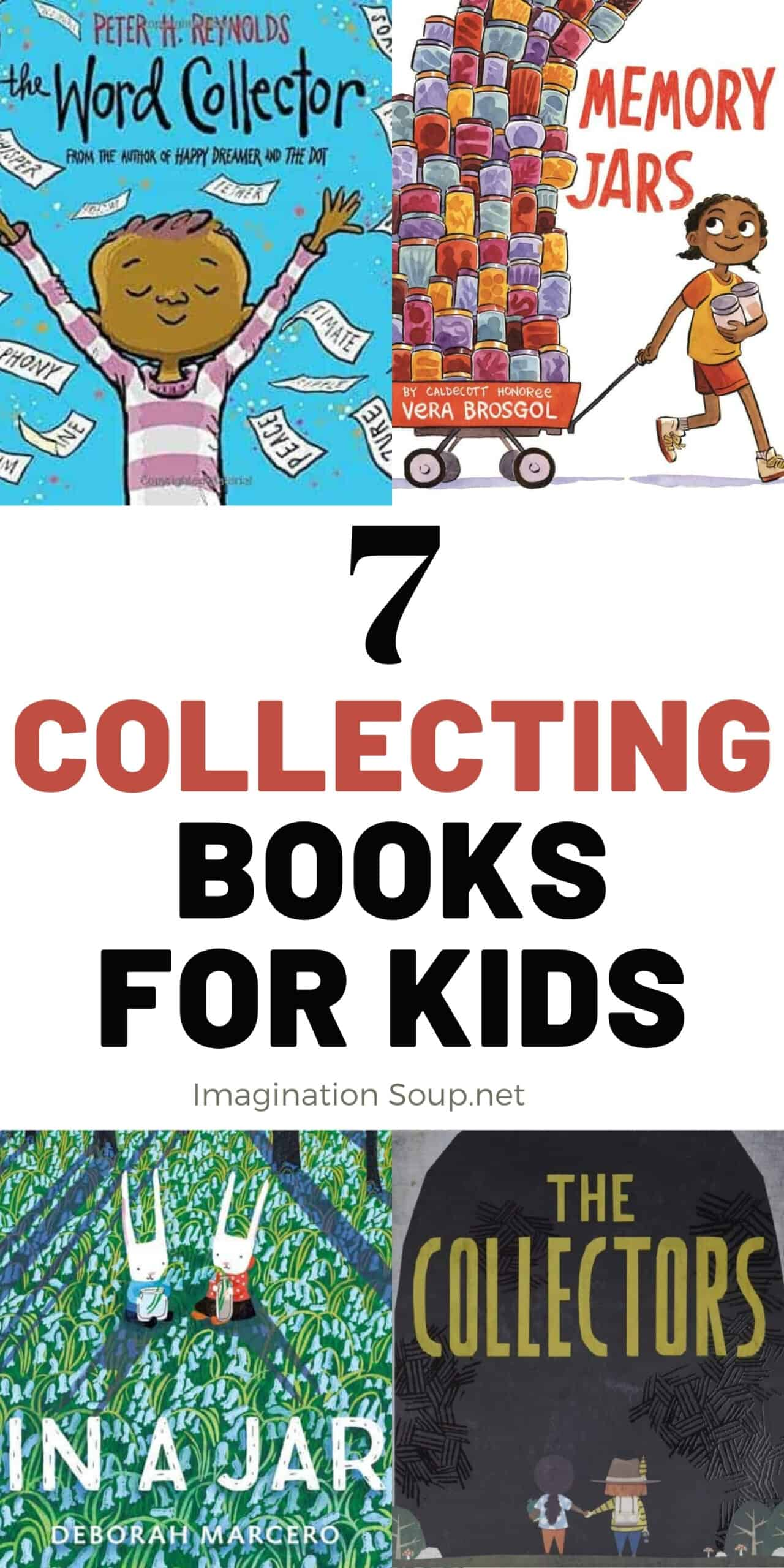 Books for Kids Who Love Collecting Things