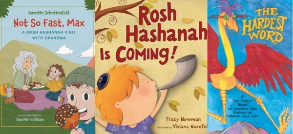 Children's Books About the Jewish High Holidays