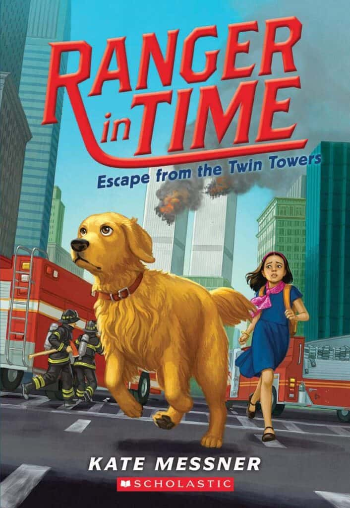 Books about 9 / 11 for Elementary & Middle School Kids