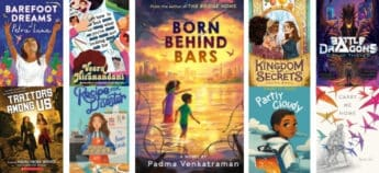 New Middle Grade Books, September 2021