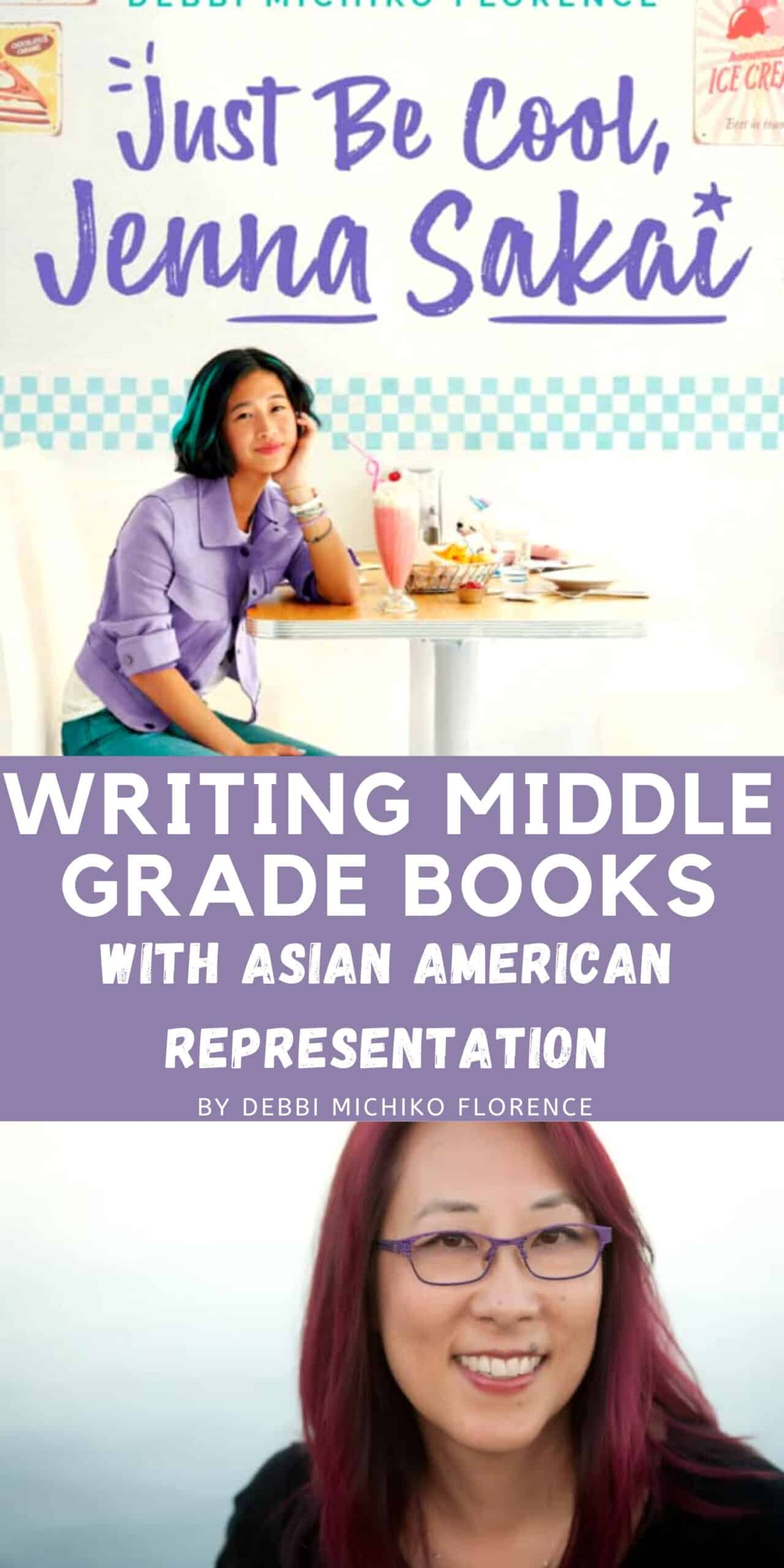 Writing the Stories I Looked for as a Asian American Reader by Debbi Michiko Florence