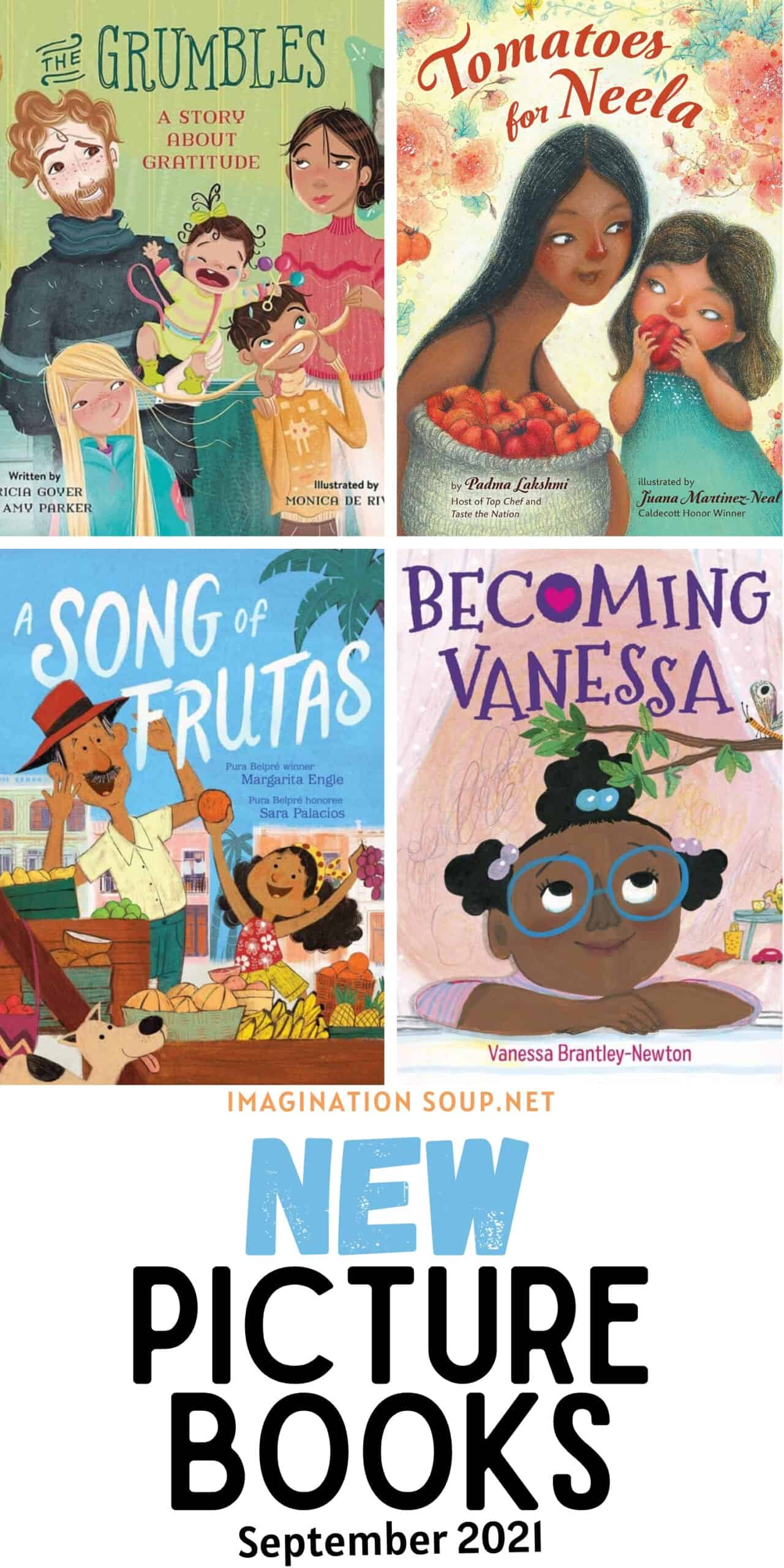 new picture books September 2021