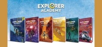The Explorer Academy: The Dragon's BloodBlog Tour