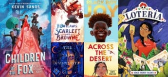 middle grade books october 2021