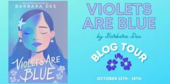 Violets are Blue Blog Tour
