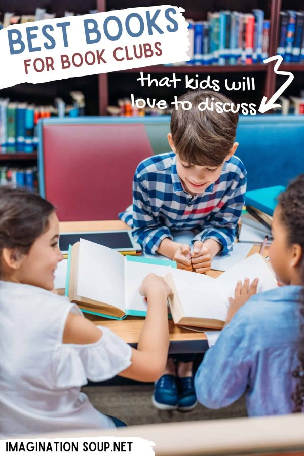 Best books for a kids' book club