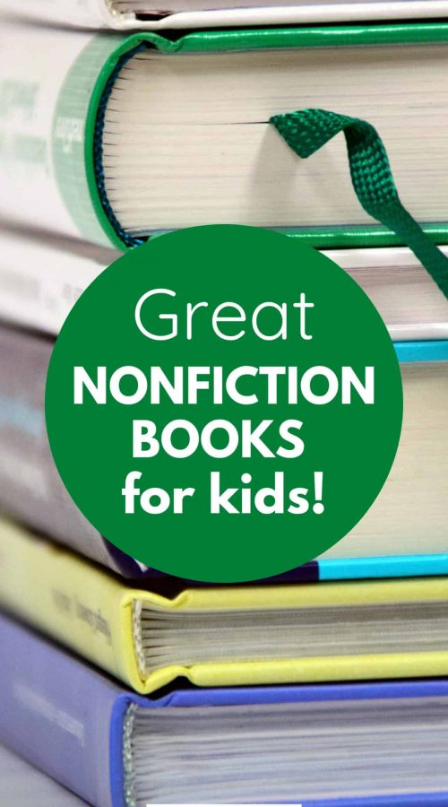 the best nonfiction books for kids